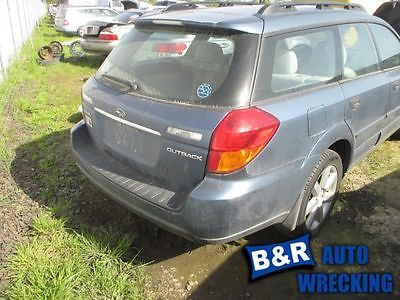 05 06 07 08 09 OUTBACK LEGACY L. REAR DOOR GLASS SW 9037798 9037798