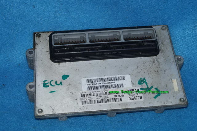 Jeep Liberty 03 ECM ECU Computer P56044195AG
