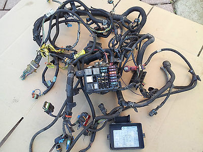 1996 chevrolet c1500 engine wiring harness w/fuse box 4.3l v6 gmc wiring harness 4 3l 1972 gmc wiring harness