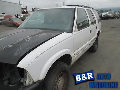 94 95 S10 BLAZER TRANSFER CASE W/O OPT F46 DASH SWITCH ELECTRIC SHIFT 9499276 412-00435 9499276