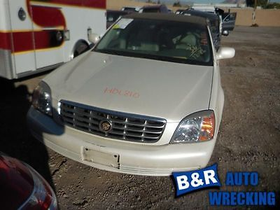 AUTOMATIC TRANSMISSION FWD 4.6L VIN <em>Y</em> 8TH DIGIT ID AAN FITS 01 DEVILLE 7201881