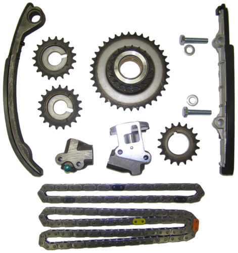 <em>Engine</em> Timing Chain Kit Front fits 98-01 Nissan Altima <em>2.4L</em>-L4