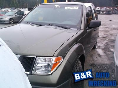 05 06 07 08 09 10 11 FRONTIER BRAKE MASTER CYL 8589706 8589706