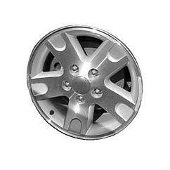 <em>2002</em>-2003 <em>FORD</em> <em>F150</em> LD ALLOY <em>WHEEL</em> 2L3Z1007AA