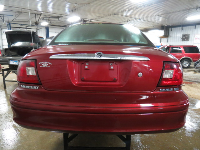 2002 MERCURY SABLE JACK 2524499 564.FD3U02 2524499