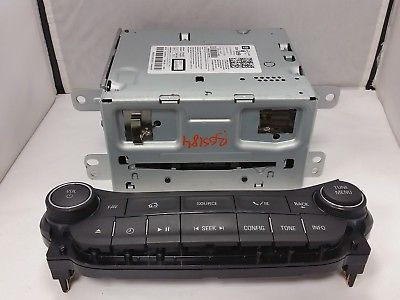 2014 CHEVROLET MALIBU VOLT CAPRICE FACTORY STEREO RADIO MECHANISM USED OEM #900 Does not apply RADIO-900