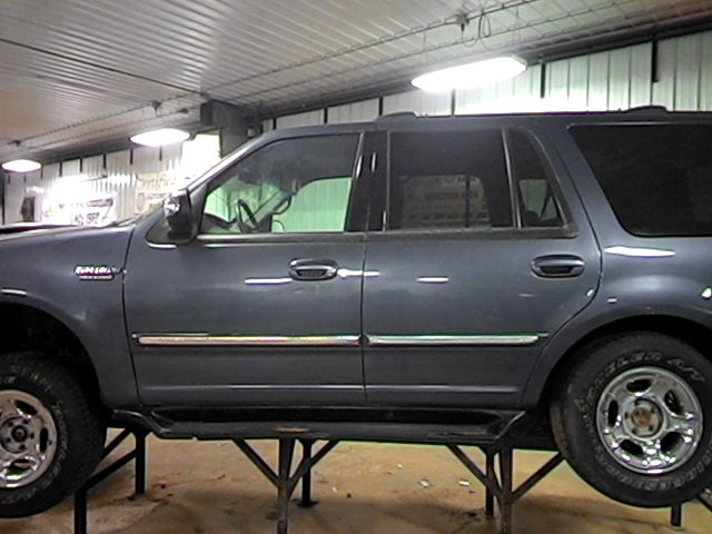 1999 FORD <em>EXPEDITION</em> TRANSFER CASE <em>SHIFT</em> MOTOR