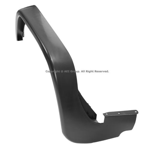 For 02-Up MB W463 G-Class G63 G65 Front Bumper Cover Lower Lip + Fender Flares EOS63068C17734 63068C17736