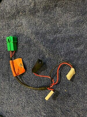 90 - 93 Classic Saab 900 MT Brake Stop Light Switch Wire Harness Cruise Control
