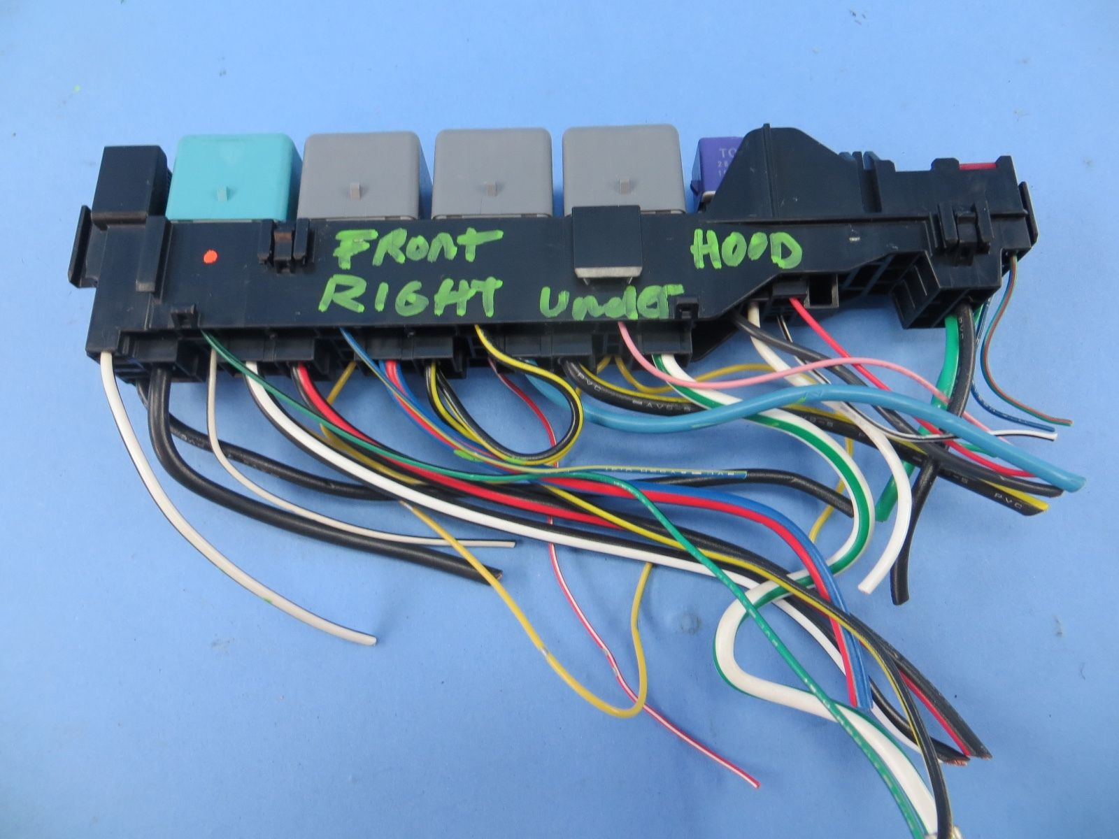 2010 2013 Lexus Is250 Is350 Engine Bay Relay Fuse Block Box 82740 Gs350 30340 Is