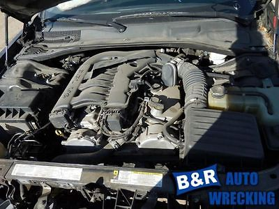 06 07 08 09 10 DODGE CHARGER POWER STEERING PUMP 2.7L 8153782 8153782