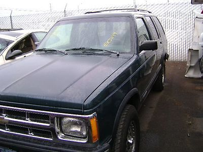 94 95 S10 BLAZER TRANSFER CASE W/O OPT F46 DASH SWITCH ELECTRIC SHIFT 1474219 412-00435 1474219