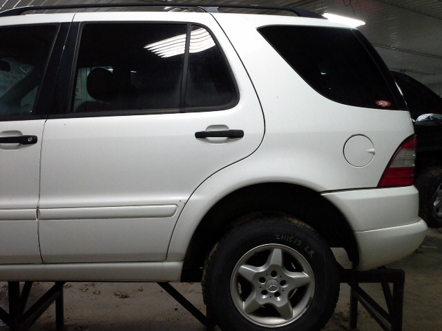 Mercedes benz ml320 parts and accessories page 3 for Mercedes benz ml accessories