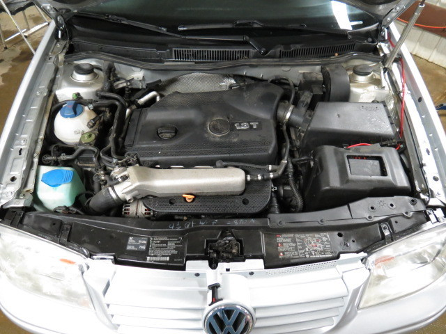 2002 Volkswagen Jetta Radiator Overflow Bottle 2499221 671 50131