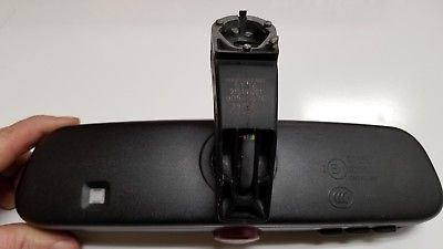 2006 2007 2008 2009 2010 328I 3 4 5 7 SERIES USED OEM INTERIOR REAR VIEW MIRROR Does not apply RV-516