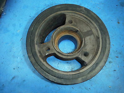 7.3 Ford Power Stroke diesel Harmonic balancer/ 8 groove crank pulley 1826763C1