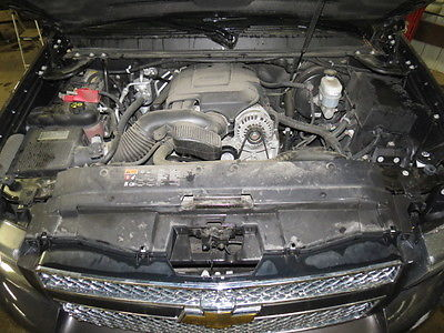 2011 CHEVY AVALANCHE 1500 24390 MILES POWER STEERING PUMP