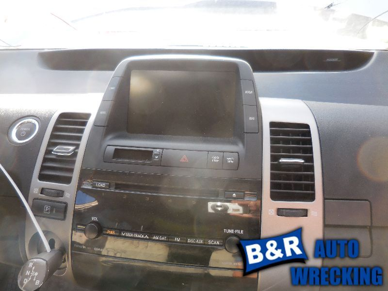 06 07 08 09 PRIUS AUDIO EQUIPMENT 6173661 6173661