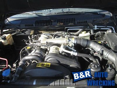 ENGINE 4.6L LOW EMISSIONS VIN 6 7TH DIGIT FITS 99-02 RANGE ROVER 6552394