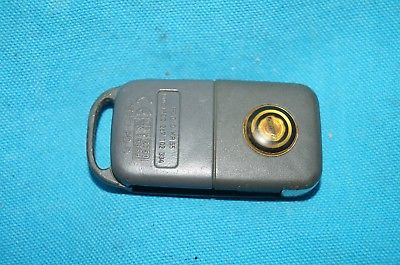 Chrysler Crossfire Flip Key Remote Key Fob Keyless Entry KR55 267 102 334