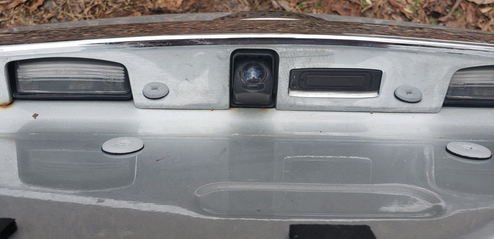 Nissan Altima Sedan Trunk Lid w Camera SL OEM 2013 2014 2015 Does Not Apply