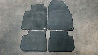 SAAB 9-3 SET OF 4 FLOOR MATS  2003 2004 2005 2006 2007