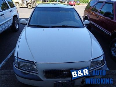 99 00 01 VOLVO S80 R. TURBO/SUPERCHARGER SIDE 7884043