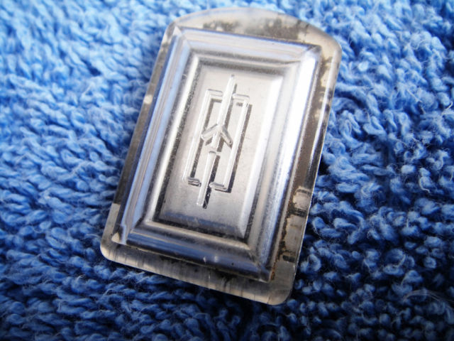 78 Oldsmobile Cutlass Steering Wheel Insert Emblem