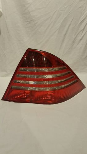 RIGHT TAIL LIGHT PASSENGER SIDE TAIL LAMP 03 04 05 06 MERCEDES S500 NICE!