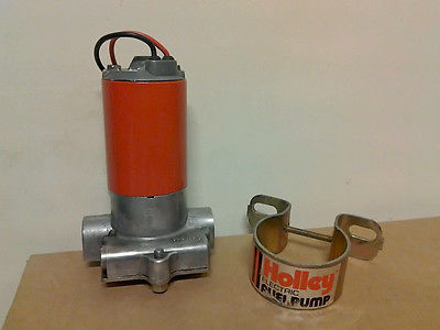 holley red 12v electric fuel pump l-6145-2 holley part # l-