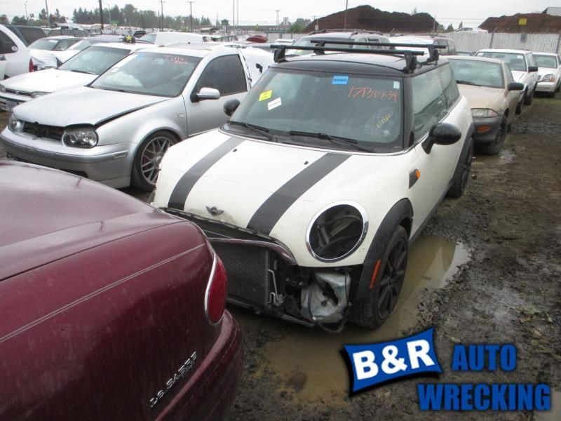 07 08 09 10 11 12 13 14 MINI COOPER BLOWER MOTOR CONV W/AC AUTOMATIC CONTROL 615-50160 9136239