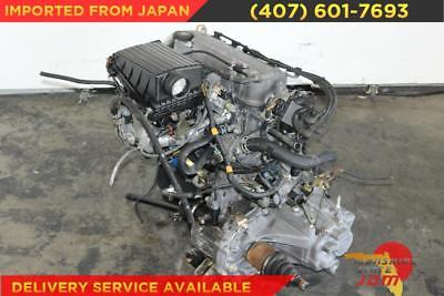 JDM Honda Civic CRX D13B 88-91 Replacement D15 D16 Engine 5 Speed Manual Trans 2119