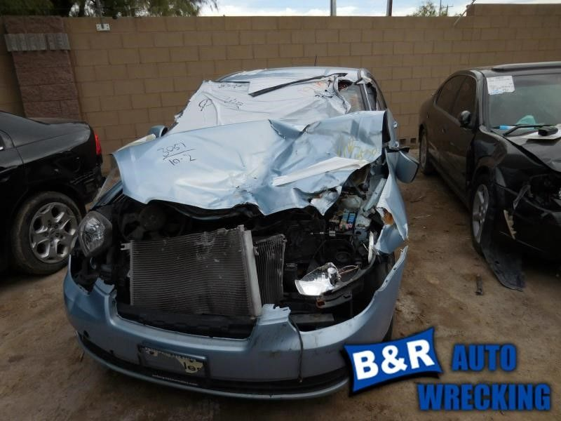 06 07 08 09 10 11 HYUNDAI ACCENT R. FRONT DOOR GLASS SDN 4 DR TINTED OPT 8241A2 277-50154BR 8220666