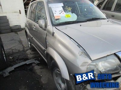 05 SUZUKI VITARA AUTOMATIC TRANSMISSION XL-7 2.7L 4 SPEED 4X4 8786159 400-50182 8786159
