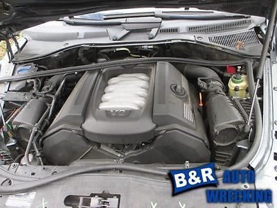 04 05 VW TOUAREG CARRIER ASSEMBLY REAR W/O LIMITED SLIP DIFFERENTIAL 8 CYL 440-59229 9215683