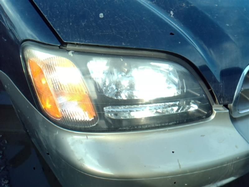 PASSENGER RIGHT HEADLIGHT OUTBACK FITS 00-04 LEGACY 9861960 114-58605R 9861960