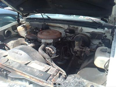 94 CHEVY 2500 PICKUP AUTOMATIC TRANSMISSION 9147480 400-04191 9147480
