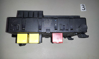 SAAB 9 3 Rear Distribution Fuse Box 12805846 2003 2004