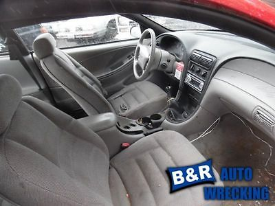 PASSENGER RIGHT LOWER CONTROL ARM FR 6 CYL FITS 97-98 MUSTANG 9384721 512-01555BR 9384721