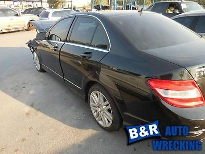 AUTOMATIC 204 TYPE AUTOMATIC C300 RWD FITS 08 MERCEDES C-CLASS 9592271 400-50966 9592271