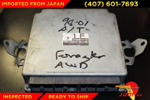JDM SUBARU FORESTER SF5 AUTO EJ20T 1F ECU (ENGINE CONTROL UNIT) 22611-AG380 SF5 1F ECU