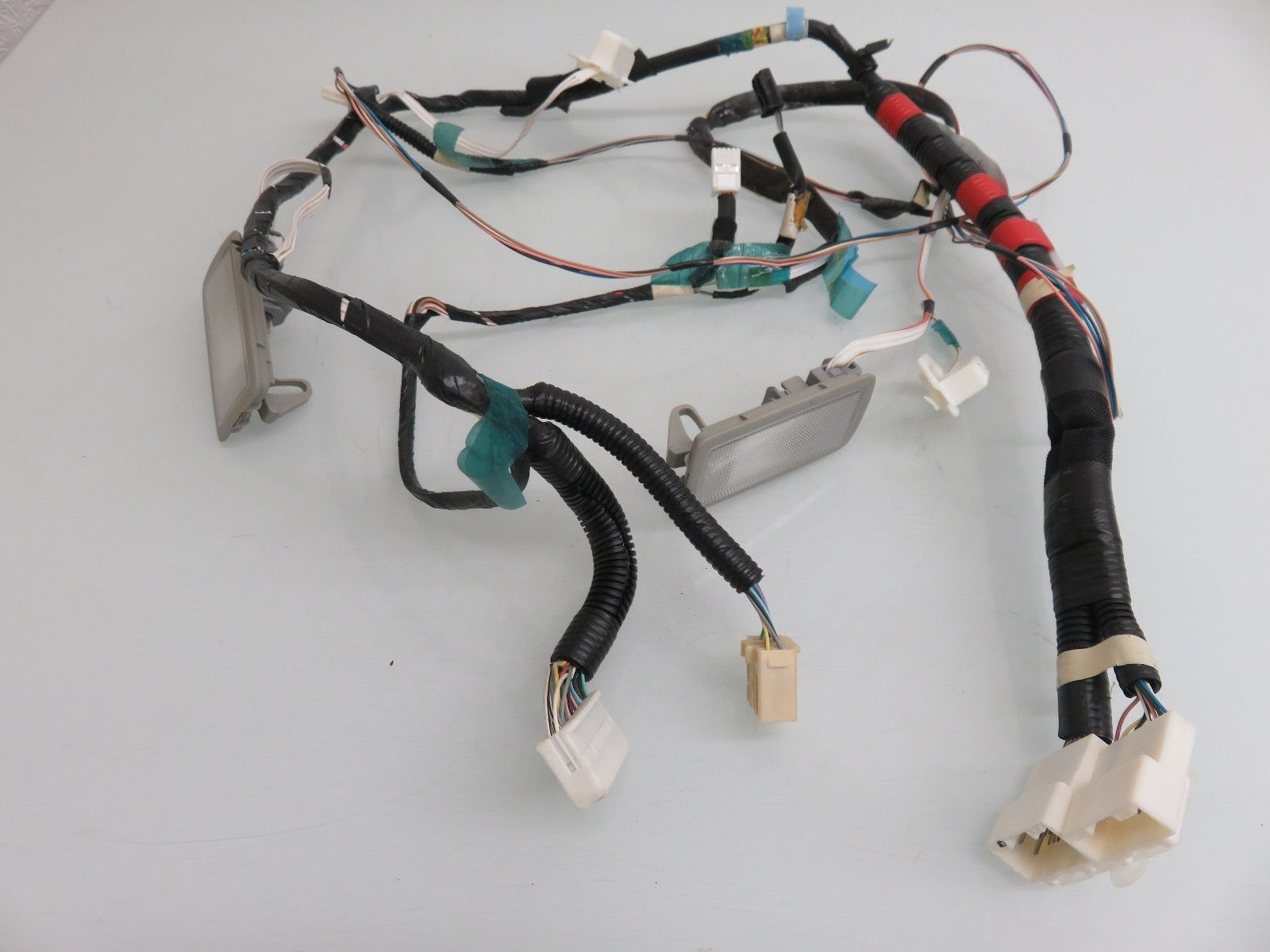 06 13 Lexus Is250 Is350 Front Roof Wiring Harness Cable W Courtesy Light Oem