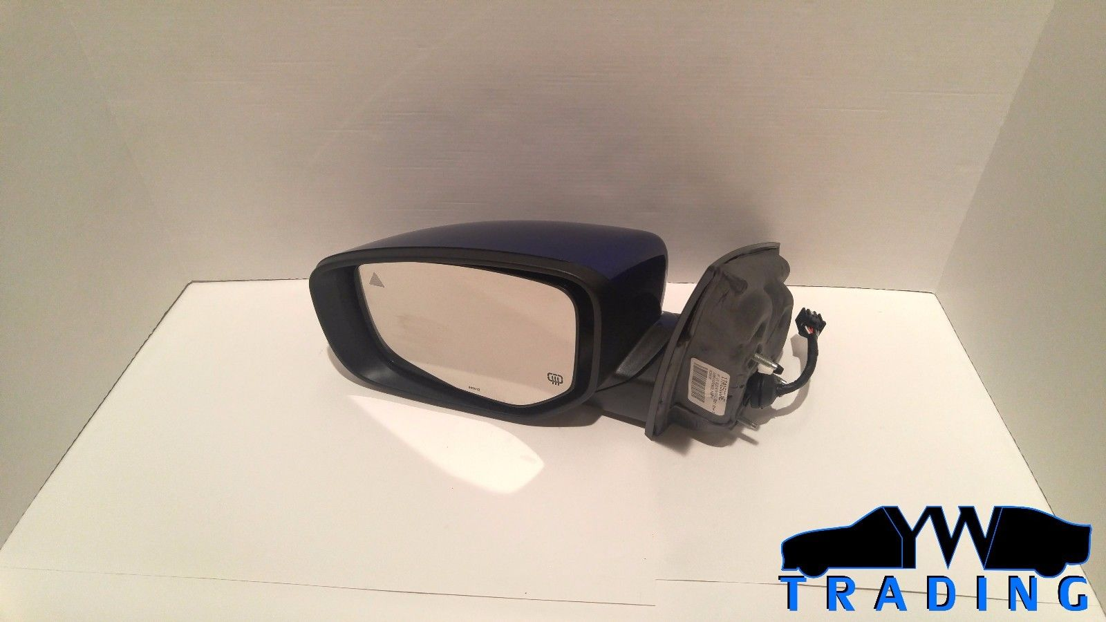 '13 - '15 DODGE DART OEM LEFT SIDE MIRROR POWER/FOLD ABLE/BLIND SPOT 1TA151CLAE