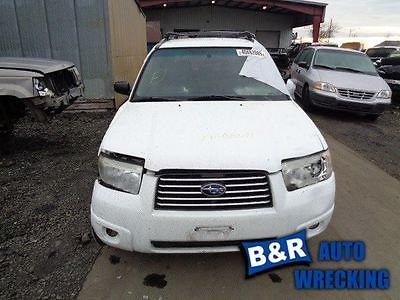 05 06 07 08 FORESTER AUTOMATIC TRANSMISSION W/O TURBO 8792063 400-61839 8792063