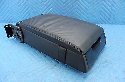 2000 2001 2002 MERCEDES W220 S430 S500 Rear Seat ARMREST CUP HOLDER STORAGE OEM