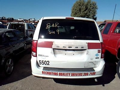PASSENGER RIGHT HEADLIGHT LIMITED QUAD HALOGEN FITS 08-15 TOWN & COUNTRY 9778375 114-01110R 9778375