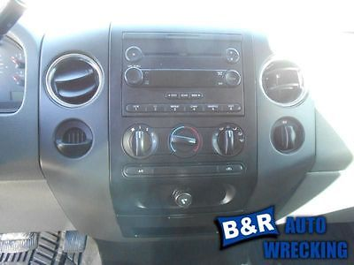 TEMPERATURE CONTROL FITS 04-08 FORD F150 PICKUP 4394785