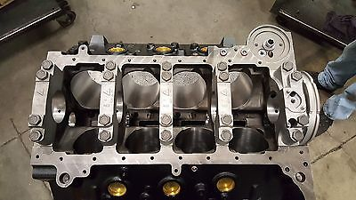 454 chevy gm vortec v8 engine block fully machined ready. Black Bedroom Furniture Sets. Home Design Ideas