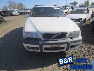 TURBO/SUPERCHARGER 2.3L ENGINE FITS 99 01-04 VOLVO 70 SERIES 5997814