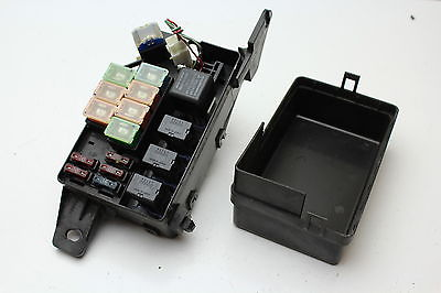2001 mitsubishi montero fuse box diagram 02 mitsubishi montero sport mr268930 fusebox fuse box ... #5